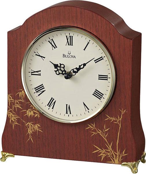 Настольные часы Bulova B1677