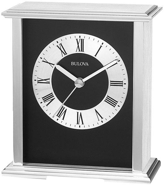 Настольные часы Bulova B2266 настольные часы bulova b7662