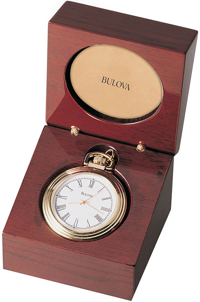Настольные часы Bulova B2662 bulova 98a157