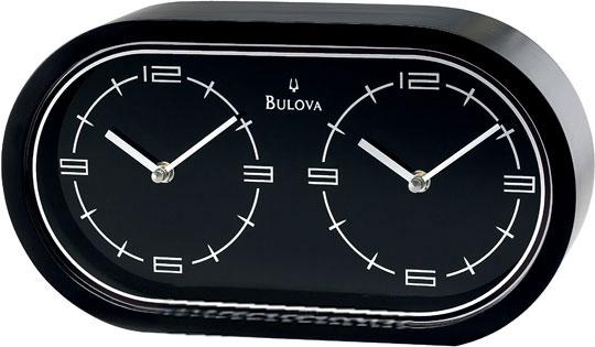 Настольные часы Bulova B2921