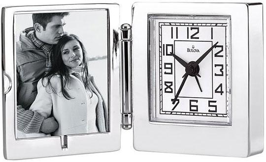 Настольные часы Bulova B6843