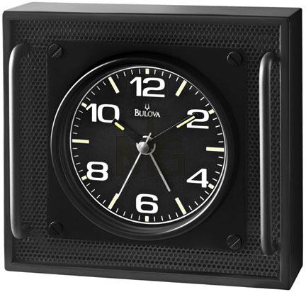 Настольные часы Bulova B6845 bulova 98a157