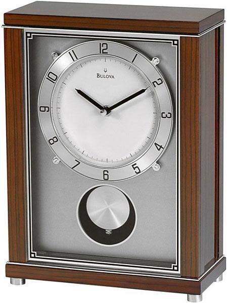 Настольные часы Bulova B7654 bulova 98a157