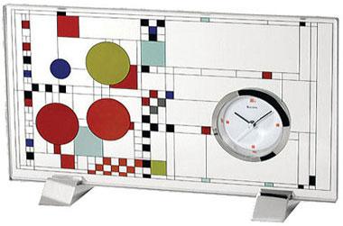 Настольные часы Bulova B7757 туфли frank wright frank wright fr621amlee37