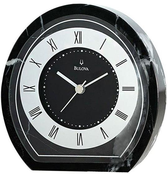 Настольные часы Bulova B7867 настольные часы bulova b7662