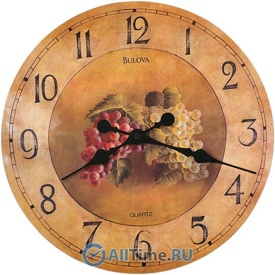 Настенные часы Bulova AllTime.RU 2530.000