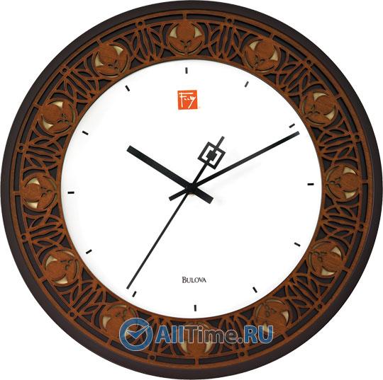 Настенные часы Bulova C3339 bulova 98a157