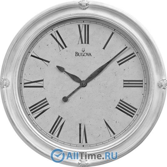 Настенные часы Bulova C4109 skeye kamera s razresheniem v odin milliard pikselei