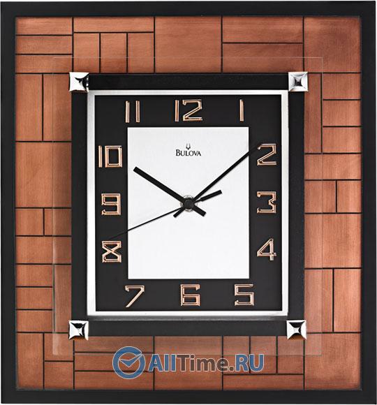 Настенные часы Bulova C4643 от AllTime