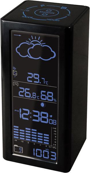 Настольные часы BVItech BV-68Bxx метеостанция uniel bv 68bxx