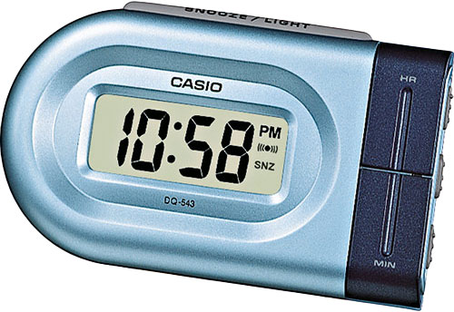 цена на Настольные часы Casio DQ-543-2E
