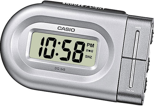 Настольные часы Casio DQ-543-8D