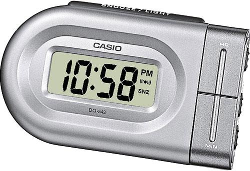 цена на Настольные часы Casio DQ-543-8D