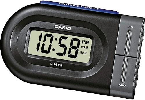 Настольные часы Casio DQ-543B-1E цена и фото