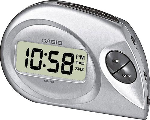 Настольные часы Casio DQ-583-8E casio bg 6900sg 8e casio