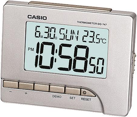 Настольные часы Casio DQ-747-8E