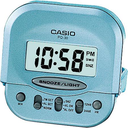 Настольные часы Casio PQ-30-2D casio pq 31 1d