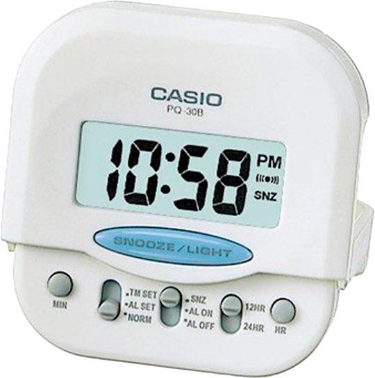 Настольные часы Casio PQ-30B-7D