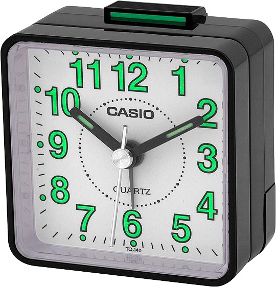 Настольные часы Casio TQ-140-1B все цены