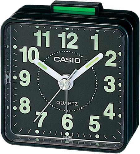 Настольные часы Casio TQ-140-1E casio prw 3500y 1e