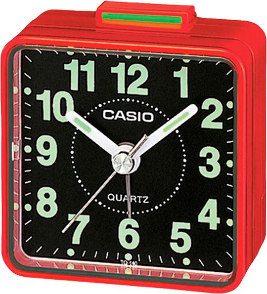 Настольные часы Casio TQ-140-4D цена