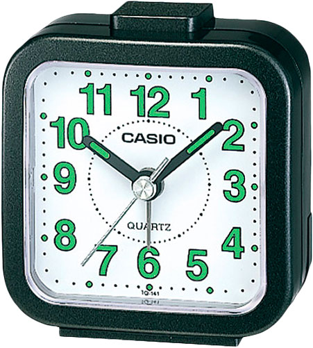 Настольные часы Casio TQ-141-1D 50pcs lot xl6013e1 xl6013 sop8 original authentic and new in stock free shipping ic