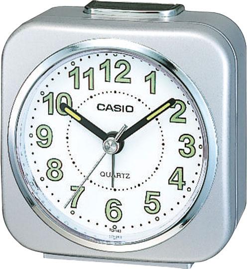 Подробнее о Настольные часы Casio TQ-143S-8E casio casio tq 143 1d