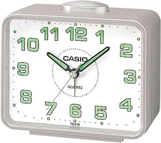 Настольные часы Casio TQ-218-8E все цены