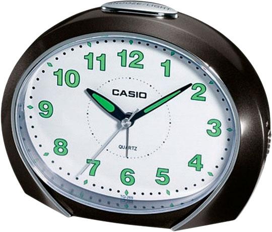 Настольные часы Casio TQ-269-1E casio tq 269 1e
