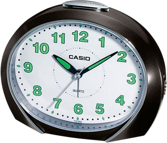Настольные часы Casio TQ-269-1E цена