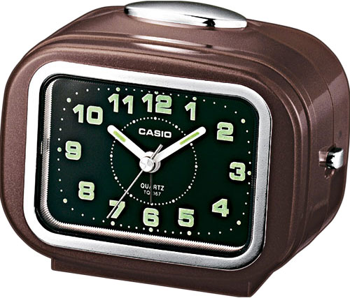 Настольные часы Casio TQ-367-5E