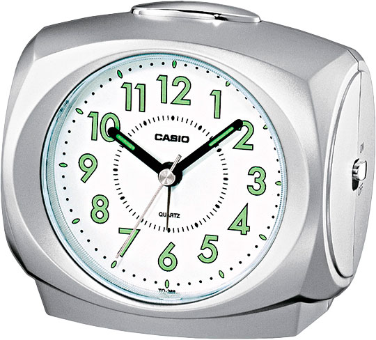 Настольные часы Casio TQ-368-8E цена и фото