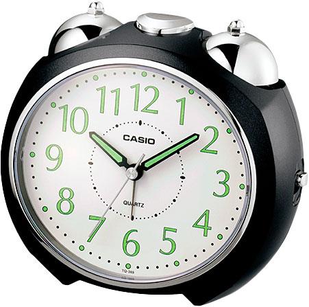 Настольные часы Casio TQ-369-1E casio prw 3500y 1e