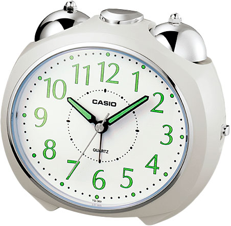 Настольные часы Casio TQ-369-7E цена