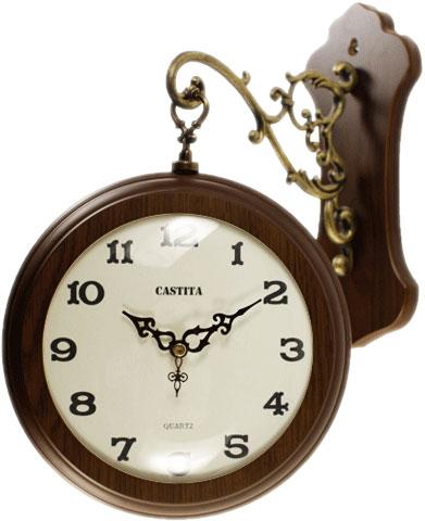 Настенные часы Castita 702B колесные диски nitro y4406 7 5x18 5x114 3 d67 1 et49 5 w
