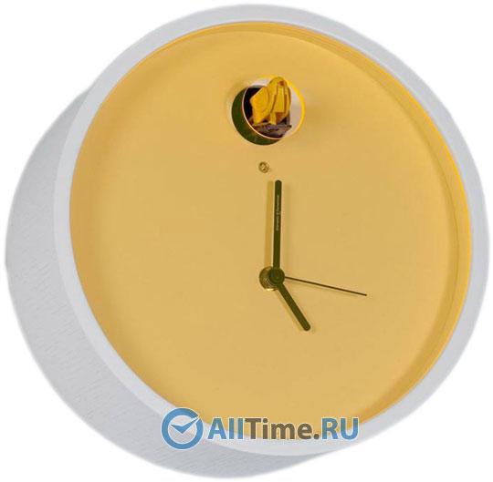 Настенные часы Diamantini&Domeniconi Dia-211_white-yellow