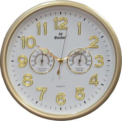 Настенные часы Gastar 3009A настенные часы gastar 895 yg a
