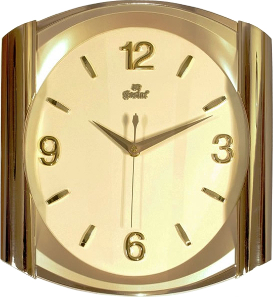 Настенные часы Gastar 403C настенные часы gastar 890 yg b