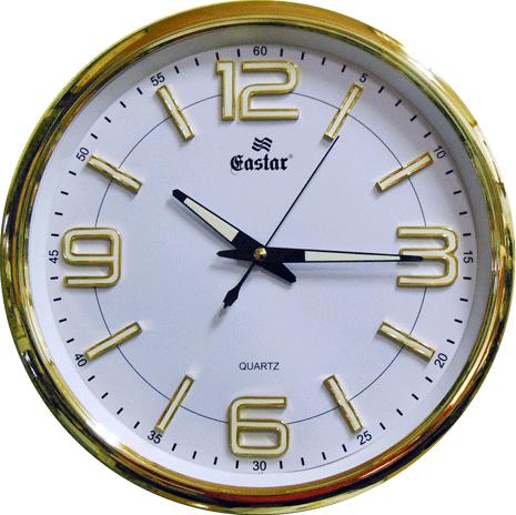 купить Настенные часы Gastar 835YGC онлайн