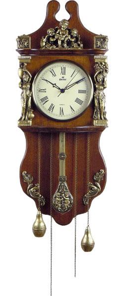Настенные часы Gastar C2007A