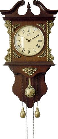 Настенные часы Gastar C4016A настенные часы gastar 835 yg ji