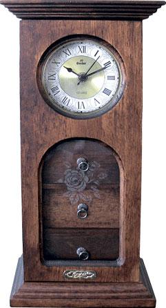 Настольные часы Gastar C617-B02 настольные часы gastar sp 3318g