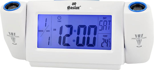 Настольные часы Gastar CW8373blue настольные часы gastar sp 3318g