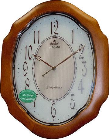Настенные часы Gastar G10416L настольные часы gastar sp 3318g