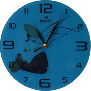 Настенные часы Gastar K105F gastar настенные интерьерные часы gastar 0902 b