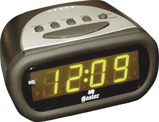 Настольные часы Gastar SP-3307A настольные часы gastar sp 3318g