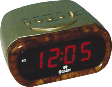 Настольные часы Gastar SP-3307R настольные часы gastar sp 3318g