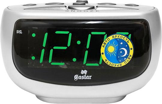 Настольные часы Gastar SP-3310G будильник кварцевый mikhail moskvin цвет золотой 2816 5
