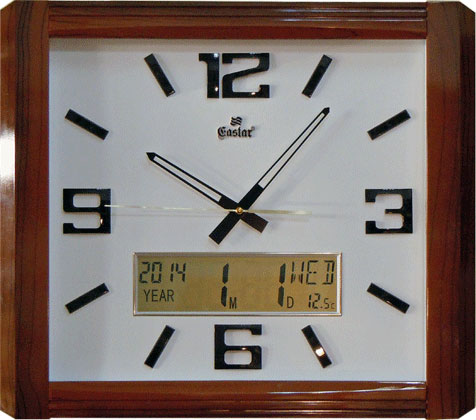 Настенные часы Gastar T579A