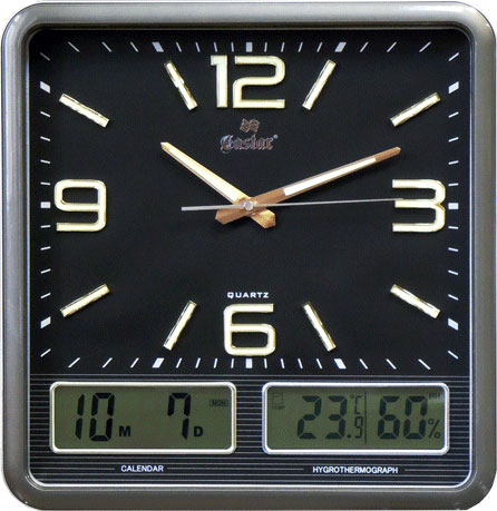 Настенные часы Gastar T587YGB все цены